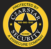 Czar Star Security logo