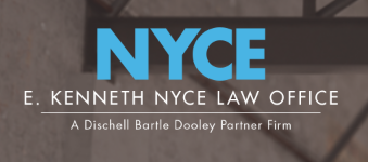 E. Kenneth NYCE Law Office - logo