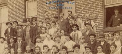 gilbertsville cigar factory