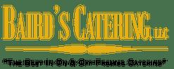 baird's catering - newfinalyellowlogo