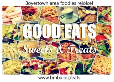 boyertown good eats sweets and treats
