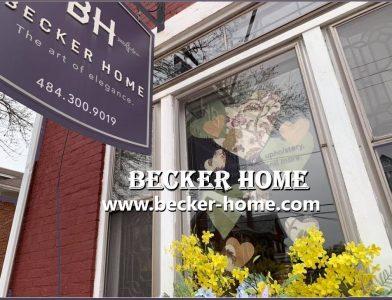 becker home logo