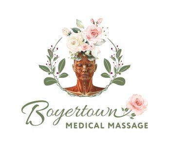 boyertown medical massage logo